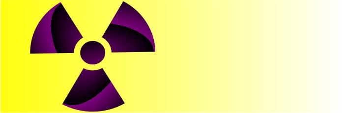 Radiation Warning Image