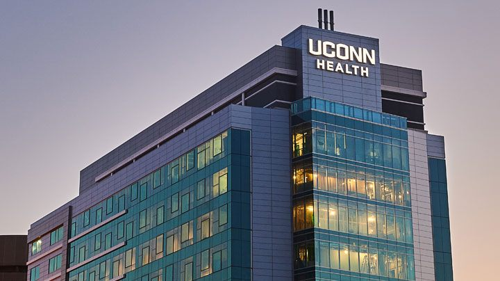 UConn Health Hospital Tower